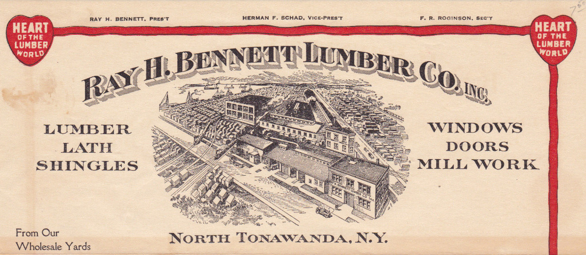 Bennett Lumber Co, illustrated letterhead, detail.jpg