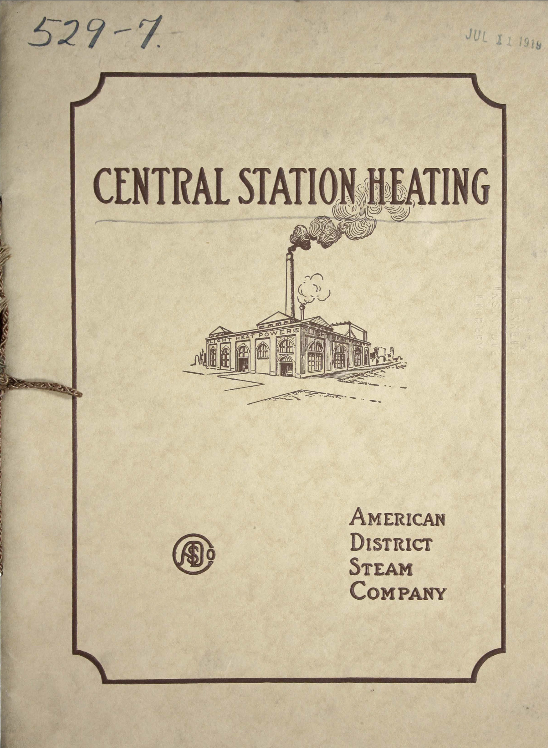 Central Station Heating, booklet cover (American District Steam Co., 1911).jpg