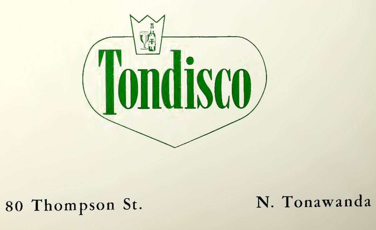 Tondisco, logotype in ad (1966).jpg