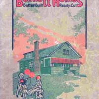 Ray H Bennett Lumber Co, Bennett Homes, brochure cover (1920).jpg