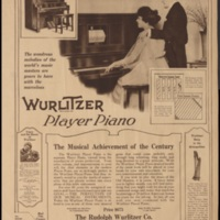 Wurlitzer Player Piano, hi-res ad (New York Tribune, 1918-03-31.jpg