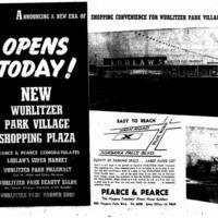 Loblaws and Wurlitzer Park Village shopping plaza opens, article (Niagara Falls Gazette, 1960, 0330).jpg