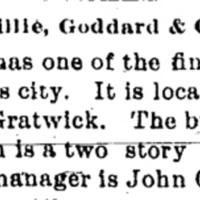 Gillie, Goddard and Co, Gratwick noice (Tonawanda News, 1894).jpg