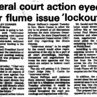 Federal court action eyed over Pettit flume lockout, Durez, article(Ton News, 1986-10-29).jpg