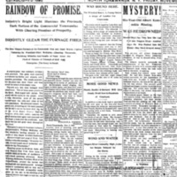 New Furnace at Tonawanda Iron and Steel Works, article (Tonawanda News, 1896-11-06).jpg