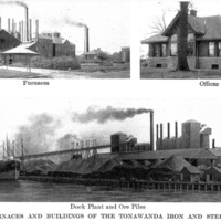 Tonawanda Iron and Steel, photos (Greater Buffalo NY Undustrial Commercial, 1914).jpg