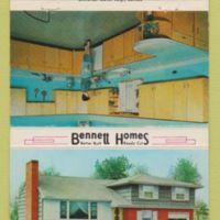 Bennett Homes, matchbook (c1960).jpg