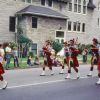 Cazenovia Pipe Band, Scottish, photo (1972).jpg