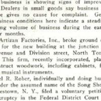 The Artizan Factories, Inc. Breaks Ground (Music Trade Review, 1922-05-06).jpg