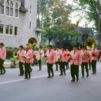 Bill Bailey brass band, parade, photo (1972).jpg
