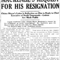 Von Kleist Refuses Mackenzies Request for His Resignation, article (Ton News 1920-01-05).jpg