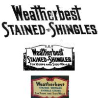 Weatherbest Stained Shingles, logotype (1927).jpg