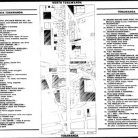 Map of downtown businesses (Tonawanda News, 1984).jpg