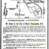 Recreational Warehouse, 55 River, City Land for Sale, map (Ton News, 1967-02-27).jpg
