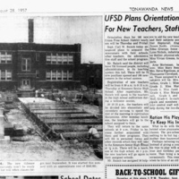 Gilmore School almost ready, article photo (Tonawanda News, 1957-08-28).jpg