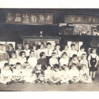 Glenn C. Martin, Pine Woods School Kindergarten class photo (1934-35).jpg