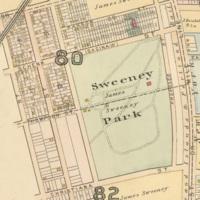 Sweeney Park, map (Atlas of Niagara Falls, North Tonawanda and Buffalo, NY, G.M. Hopkins and Co., 1893).jpg
