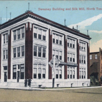 Sweeney Building and Silk Mill, postcard.jpg