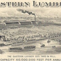 Eastern Lumber Company letterhead, detail (1899).png