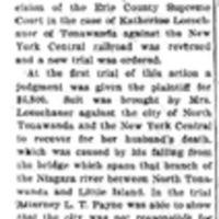 Another Trial, swing bridge death, article (Tonawanda News, 1908-10-16).jpg