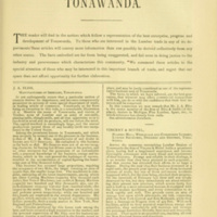 Tonawanda, book excerpt (Commerce, 1880) p155.jpg