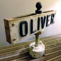 Oliver Street, sign (c1930).jpg