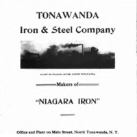 Tonawanda Iron and Steel Co., photo ad (Tonawanda News, 1913-12).jpg