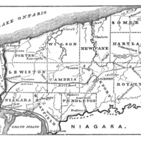 Western New York townships, map (Pioneer History of the Holland Purchase of Western New York, 1849).jpg