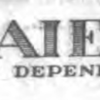 Zuckmaier Bros, The Store of Dependable Things, logotype (1925-08-17).png