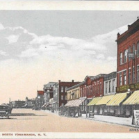 Webster Street facing south 2, postcard (1917).jpg
