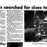 Fire rubble is searched for clues, article (Tonawanda News, 1972-05-31).jpg