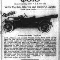 Twin City Auto, Main and Goundry, ad (1916-02-19, TEN).jpg