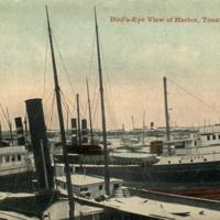 Bird's-Eye View of Harbor, postcard (c1910).jpg