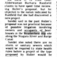 Weatherbest plan is not a new idea, article (Tonawanda News, 1981-06-09).jpg
