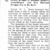 Open span in canal bridge, article (Tonawanda News, 1917-03-10).jpg