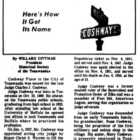 Meet Your Street - Coshway Place in Tonawanda (Tonawanada News, 1970-09-12).jpg