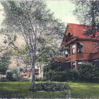 Goundry Street, North Tonawanda, illustrated postcard (1913).jpg