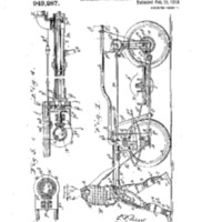 Perew - Advertising Device, patent, US949287 (1910).pdf
