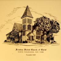 Friedens Church, illustrated ceramic hotplate (c1960).jpg