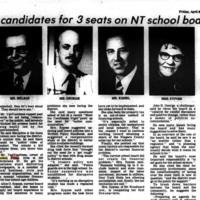 5 candidates for 3 seats, photo article (Tonawanda News, 1978-04-28).jpg