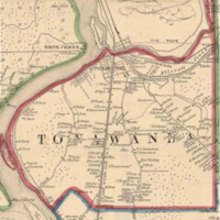 North Tonawanda, Tonawanda, map (1854).jpg