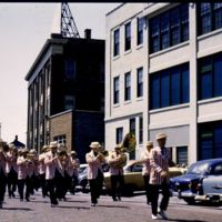 Fire Dept Parade on Sweeney Street, photo (1961).jpg