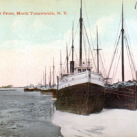 View of River Front, postcard (1913).jpg