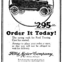 Rose Motor Co., 112 Delaware, Ford ad (Tonawanda News, 1924-04-02).jpg