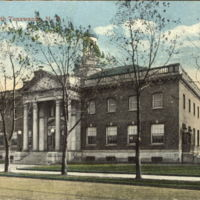 Post Office, North Tonawanda, postcard (1919-10).jpg