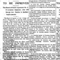 Healthy - Sanitary Conditions, article (Tonawanda News, 1896-07-30).jpg
