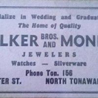 Walker Bros and Monroe Jewlers, trade card (c1930).jpg