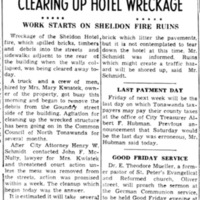 Clearing Up Hotel Wreckage, article (Tonawanda News, 1941-04-10).jpg
