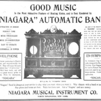 Niagara Auomatic Bands, photo ad (Billboard, 1911-12-09).jpg
