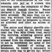 False arrest suit planned by aged man, article (Buffalo Courier Express, 1931-07-21).jpg